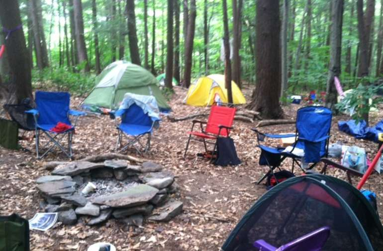 Mountain Creek Camping at its BEST