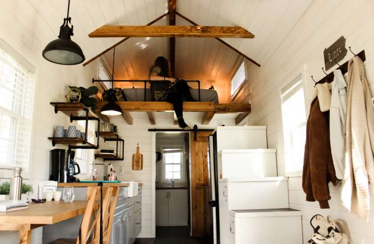 lodging tiny house
