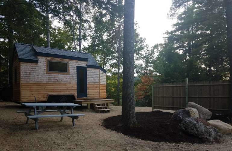 Tiny Home Rental