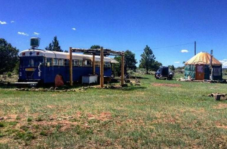 Tres Piedras Glamping Offgrid