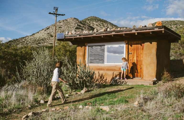 hermitage cabin