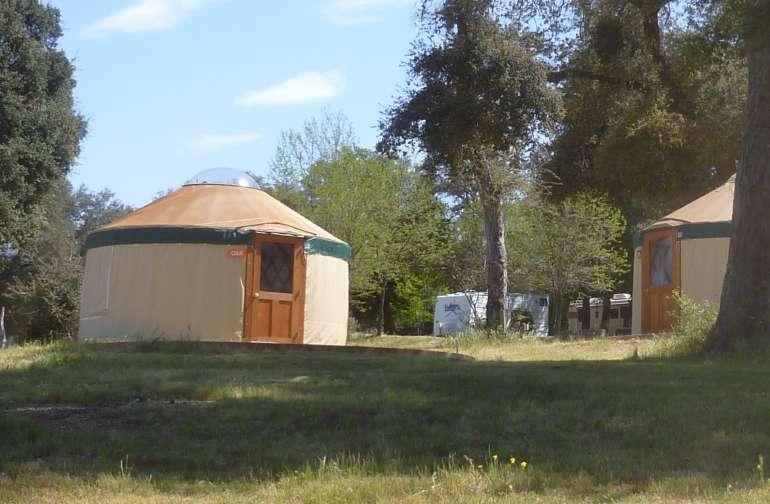 Stallion Oaks Ranch - 24' Yurt