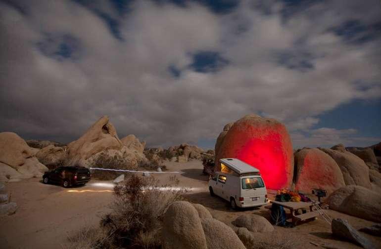 Perfect Campervan Trip