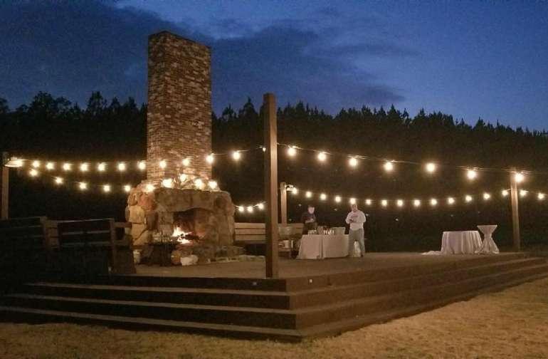Fireplace Pavilion