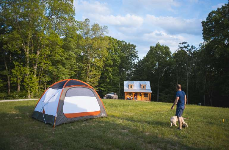 Camping Near Lake Hope State Park Best Campgrounds Hipcamp