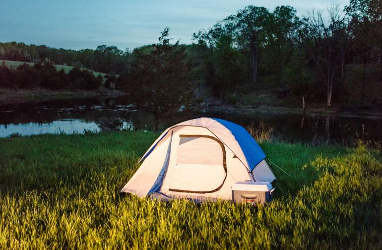 The 30 best campgrounds near Columbia, Missouri