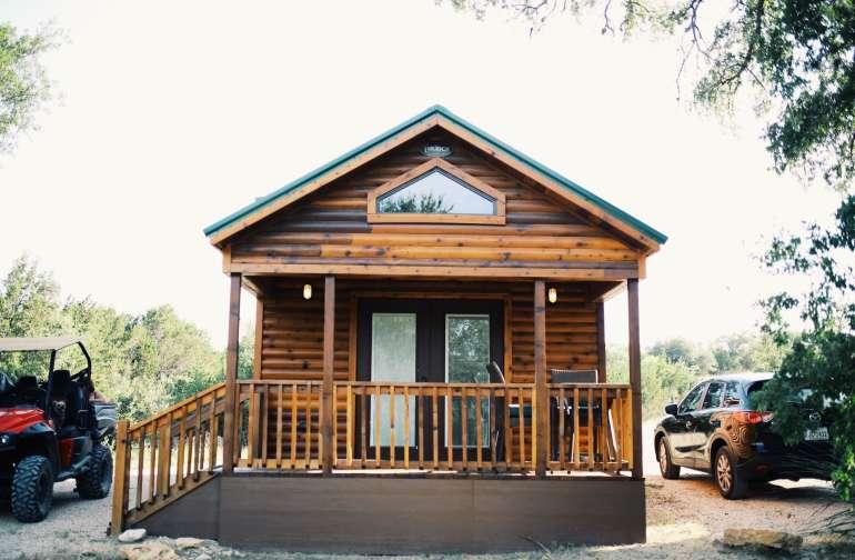 cabin lodging