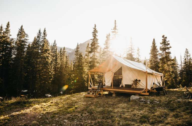 20 Best Campsites In And Near San Juan National Forest