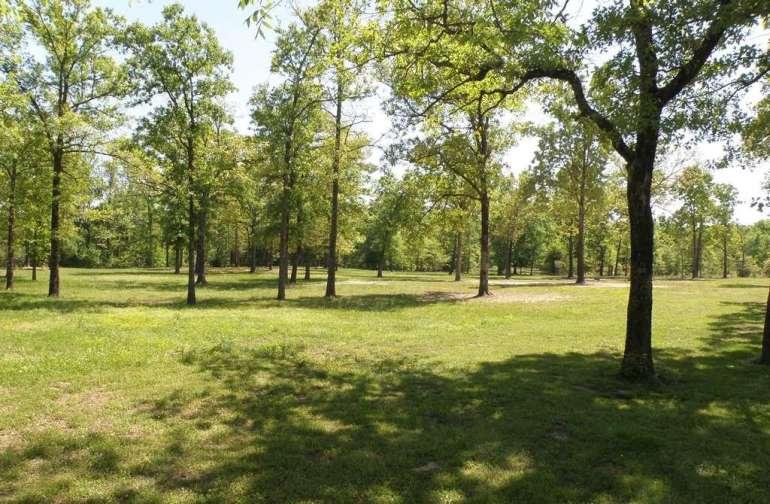 The Oaks of Alba & Yantis Campsites