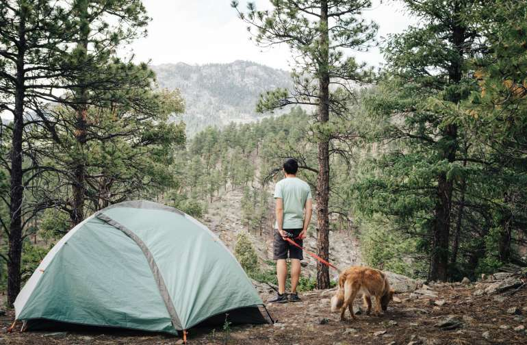 Best full hookup campgrounds in colorado