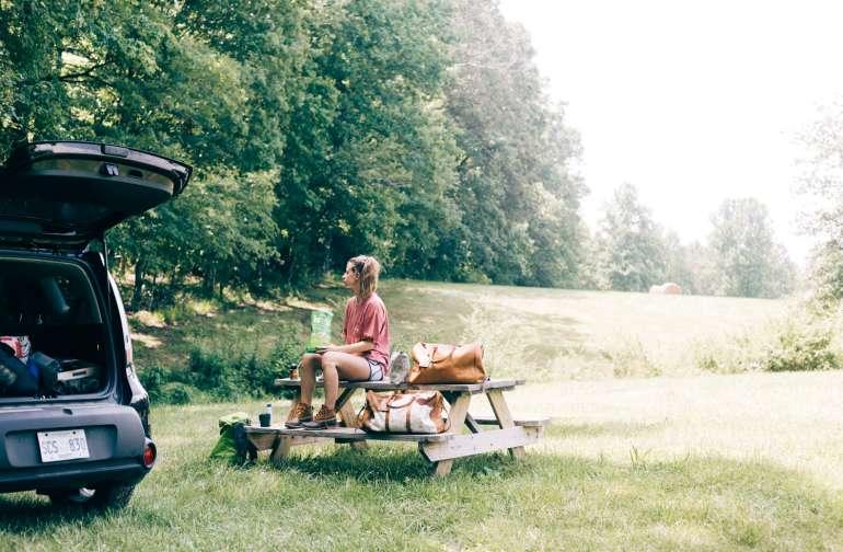 Primitive Campsite #3