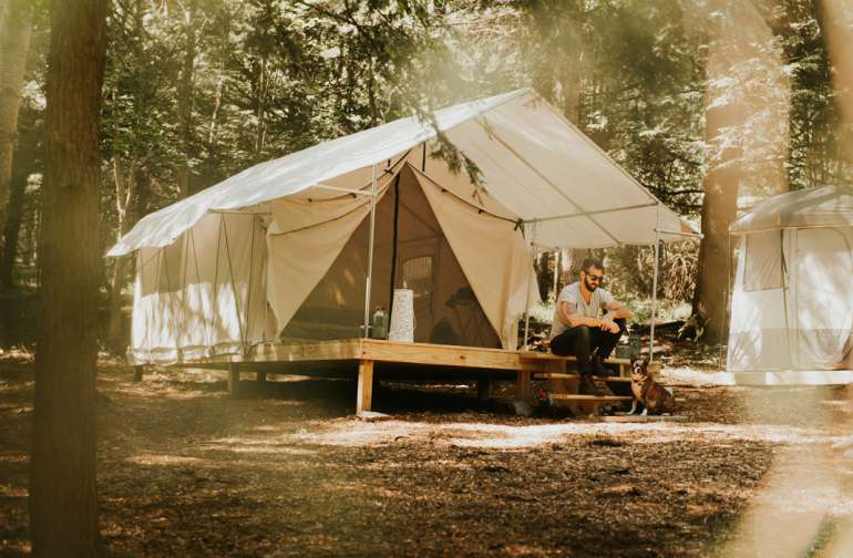 forest people lodging