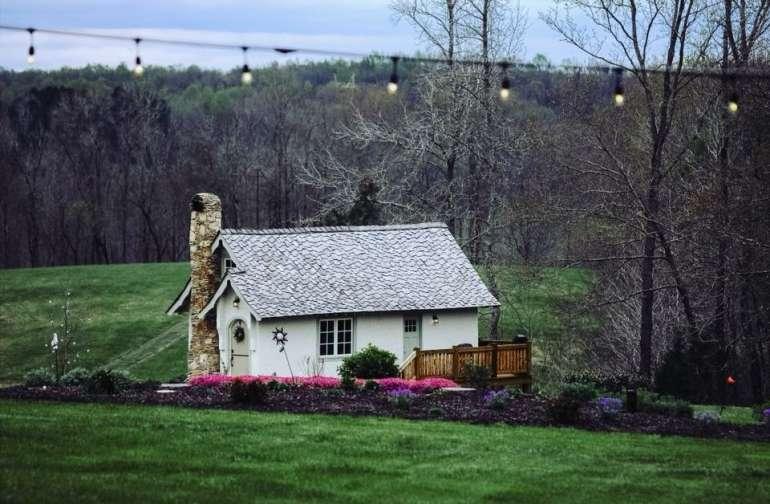 Hansel and Gretel Fairytale Cottage