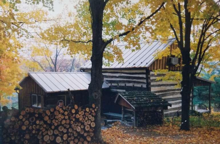 Catlett Gap Historic Log Cabin