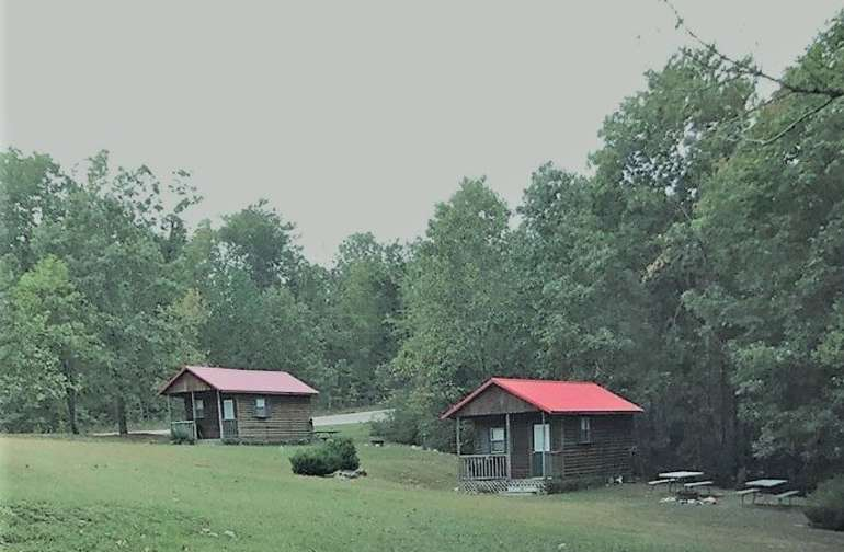Two Rivers Ozark Cabins