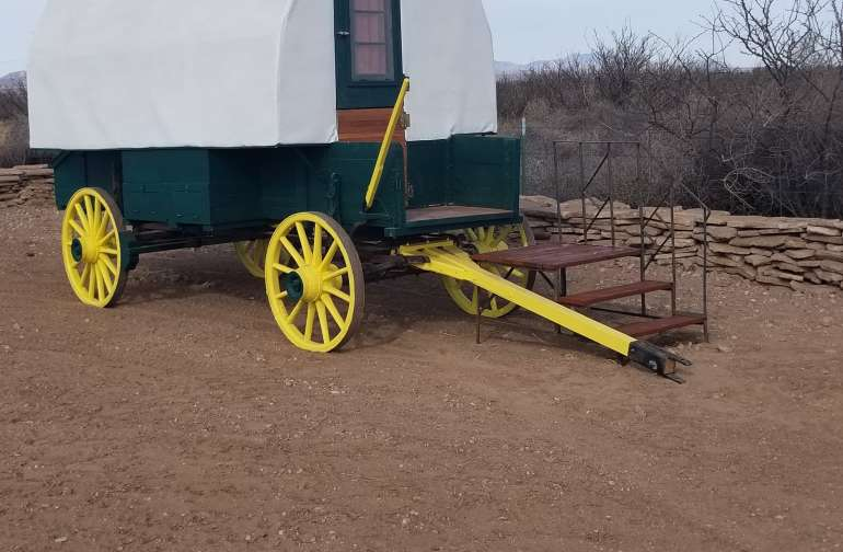 Sheep Herder Wagon in  SE ARIZONA