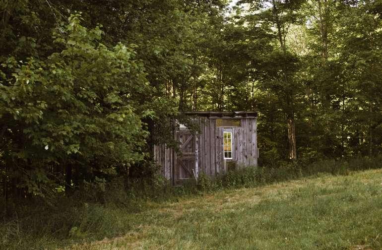 Organic Farm Glamping;Sunrise cabin