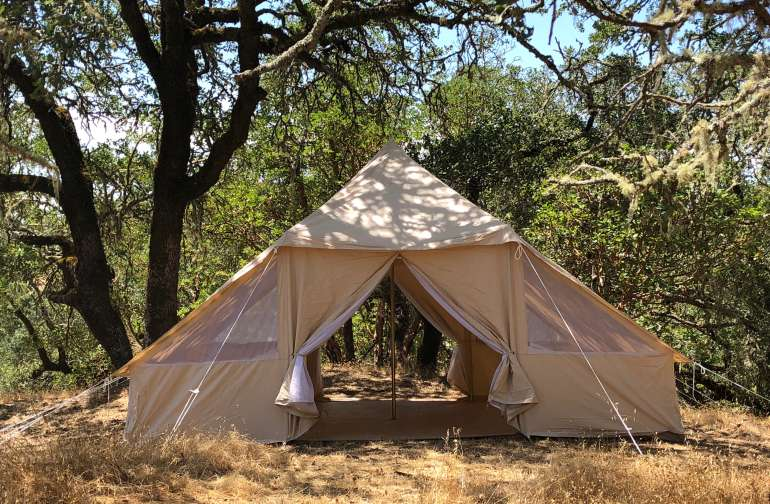 Knoll Tent
