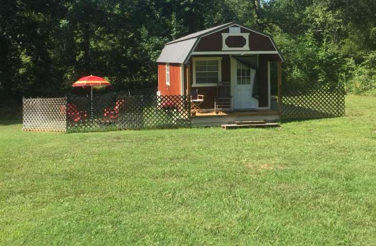 The Lodge on Hickory Moon Farm