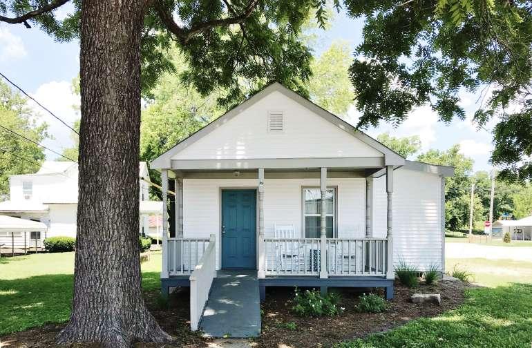 The Katy Haus in Marthasville, Missouri