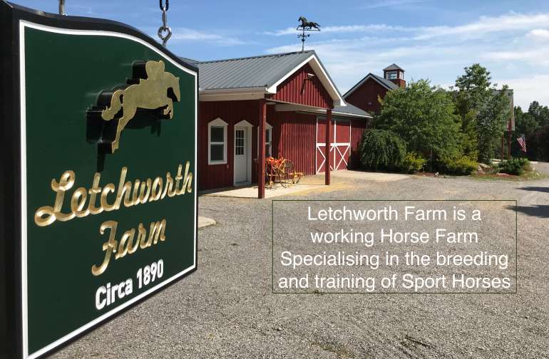 Letchworth Farm.