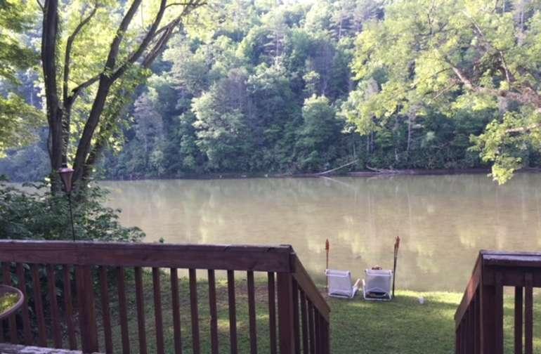 Greenbrier River RV Camping