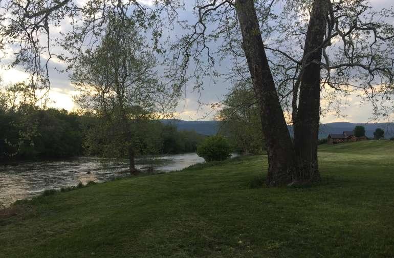 Riverfront Campsite