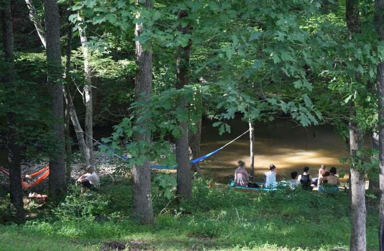 creek acces