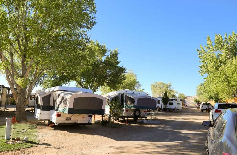 Best Camping in and Near Grand Staircase - Escalante