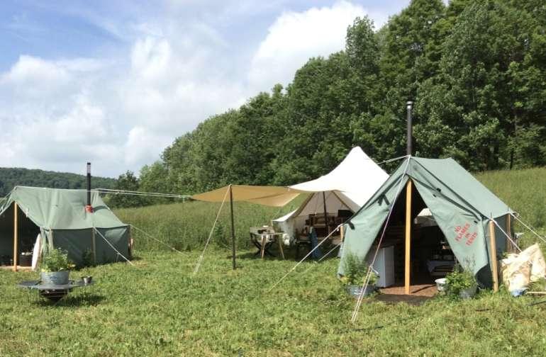 Betty Brook Canvas Camp