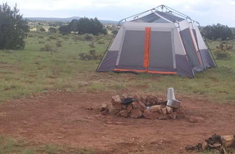Cactus Cove tent Village