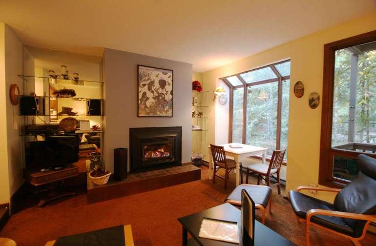 28SW - Fireplace - Dishwasher