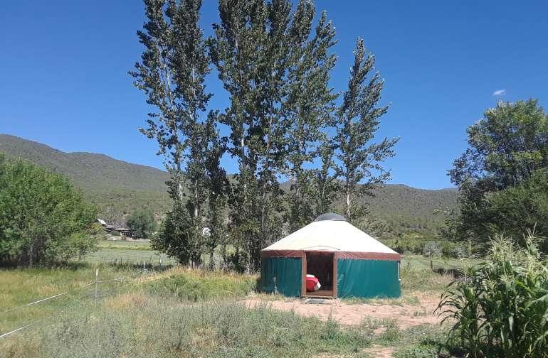 Zephyr's Yurt