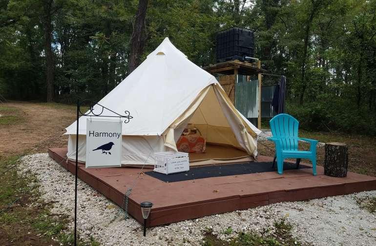 Harmony Glamping Tent