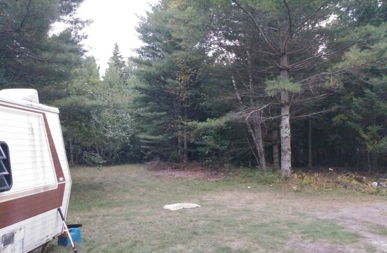 Beaver Island hideout.