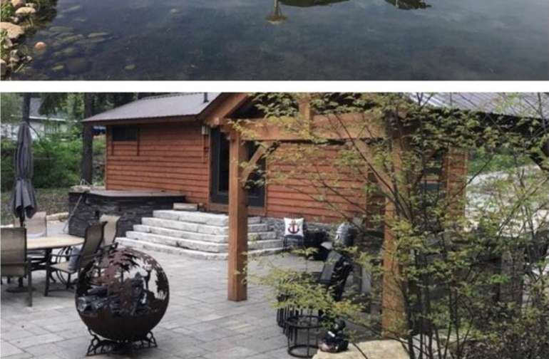 Dream Stay in Tiny Cabin on Lake!