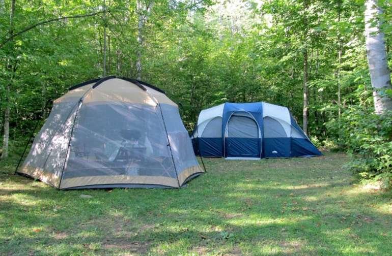 Incredible Views - Primitive Camp