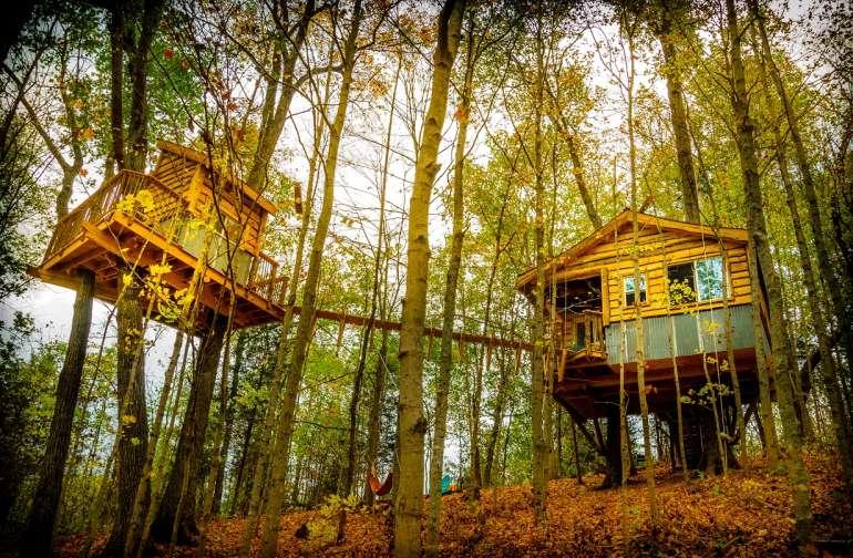 Enchanted Magical TREEHOUSE!
