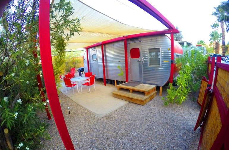 """Anza Borrego State Park """"Glamping"""""""