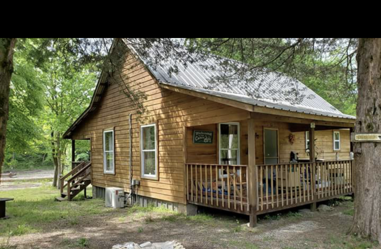 Collier Creek Cabin