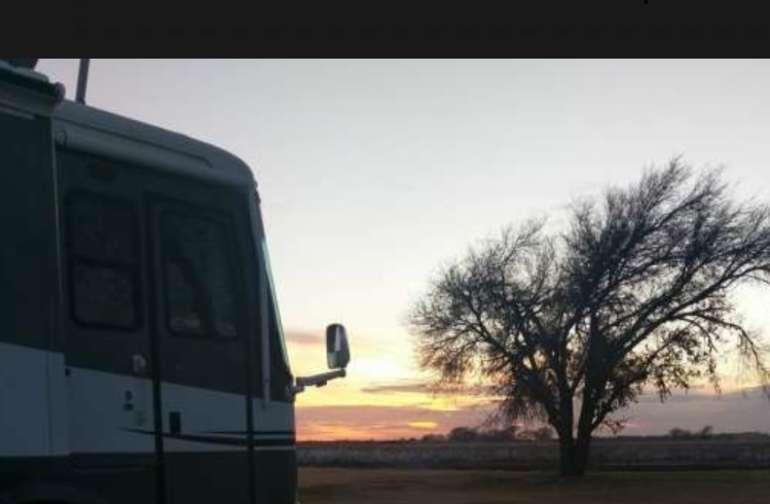 West Texas sunset 🌅