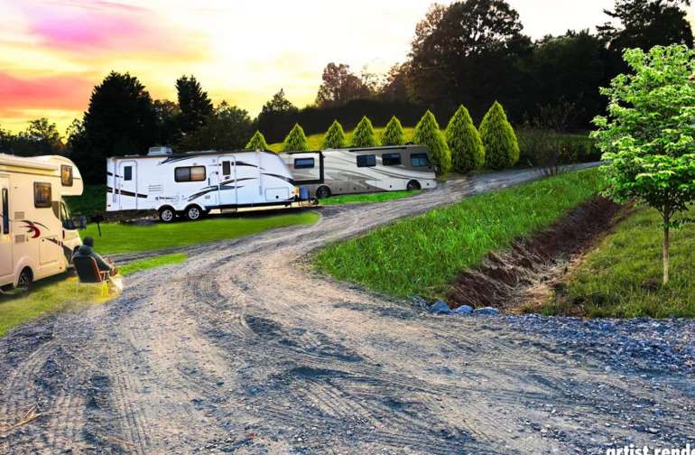 Tryon Rentals I RV Pads