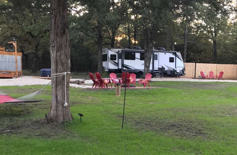 The Oaks RV