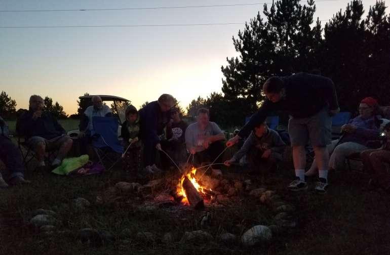 East Texas Rustic Tent Sites