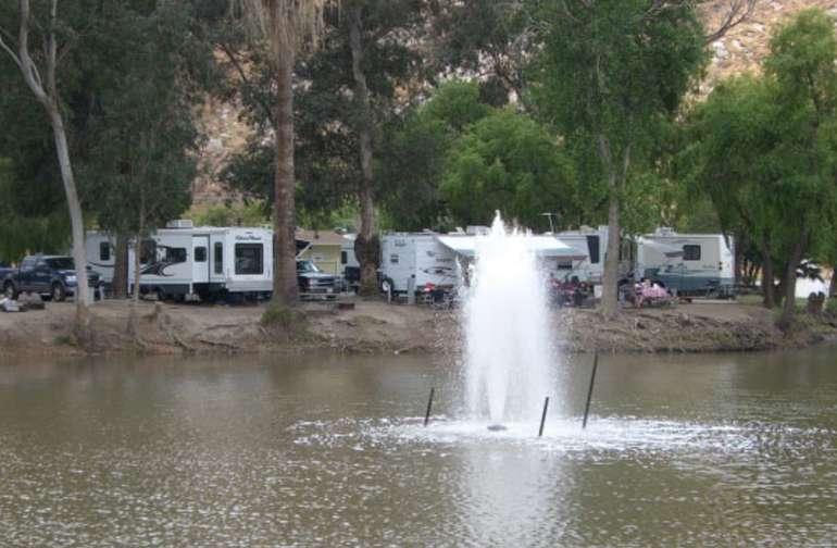 Southern California's Fishing Camp