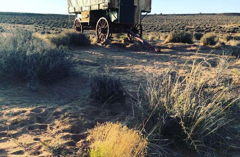 Navajoland Wagon Glamping #2