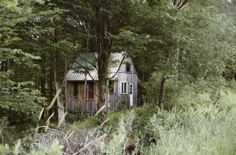 Forest Retreat at Sandiwood Farm