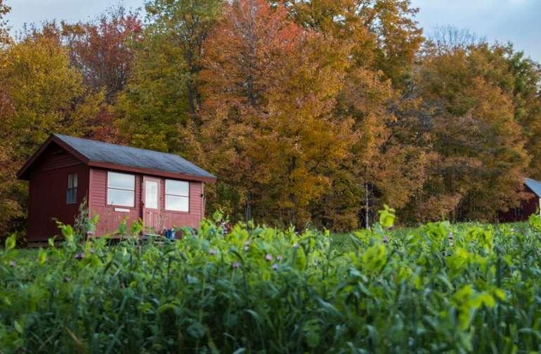 Hempview Getaway at Sandiwood Farm