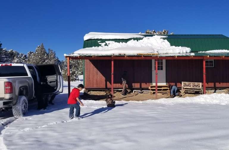 Jackolope Cabin