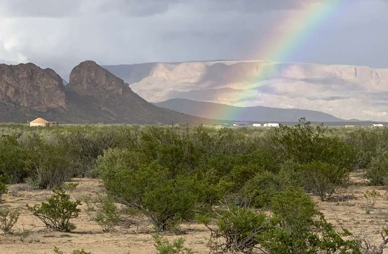 Views from Sky Ranch Terlingua